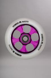 Blazer pro-Blazer Roue Xt White/purple Vendue Avec Roulements Abec 9-INTP