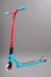 Trottinette complète Blazer pro-Cyclone Blue/red-INTP