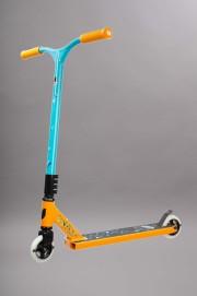 Trottinette complète Blazer pro-Cyclone Orange/blue-INTP