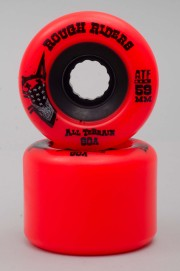 Bones-Roughriders Red 80a All Terrain Formula-2016