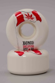 Bones-Wheels Stf V2 Decenzo  Flowers 53mm-2017