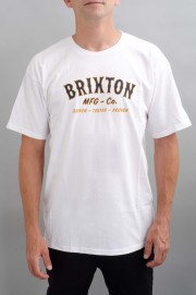 Tee-shirt manches courtes homme Brixton-Harold-FW16/17