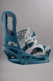 Fixation de snowboard homme Burton-Cartel Est-FW16/17