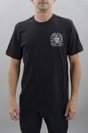 Tee-shirt manches courtes homme Burton-Crescen Skull-FW16/17