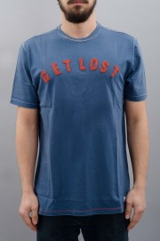 Tee-shirt manches courtes homme Burton-Lost And Found-SPRING17