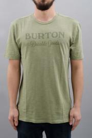 Tee-shirt manches courtes homme Burton-Maynard-SPRING17
