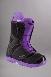 Boots de snowboard femme Burton-Mint-FW13/14
