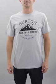 Tee-shirt manches courtes homme Burton-Overlook-FW16/17
