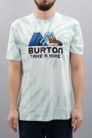 Tee-shirt manches courtes homme Burton-Spiral Dye-SPRING17