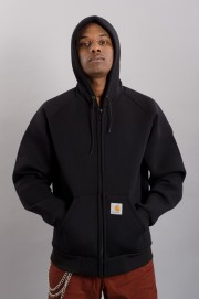 Sweat-shirt zip capuche homme Carhartt wip-Car-lux-FW16/17