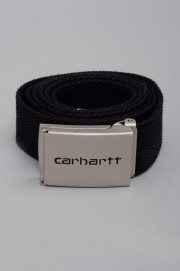 Carhartt wip-Clip Belt Chrome-FW16/17