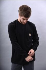 Carhartt wip-L/s Pocket T-shirt-FW18/19