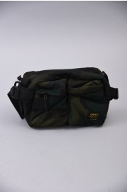 Carhartt wip-Military Hip Bag Camo Combat Green/black-SPRING18