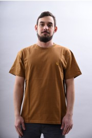 Tee-shirt manches courtes homme Carhartt wip-S/s Chase T-shirt-SPRING18