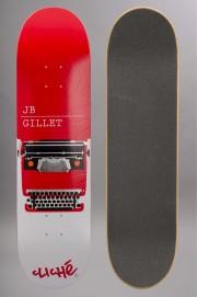 Plateau de skateboard Cliche-Gillet Typewriter-INTP