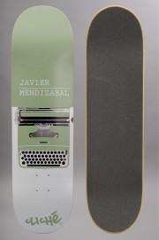 Plateau de skateboard Cliche-Mendizabal Typewriter-INTP