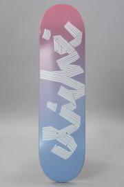 Plateau de skateboard Cliche-Pre-gripee Logo Tape  Pink-2017