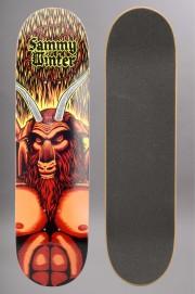 Plateau de skateboard Cliche-Satan Sammy Winter 8.25-INTP