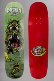 Plateau de skateboard Cliche-X Haze Jeremie Daclin  Green-INTP