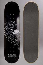 Plateau de skateboard Cokatrix-Origami Black-2016