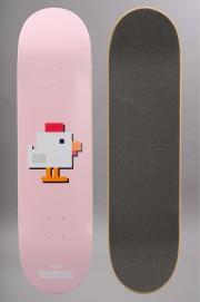 Plateau de skateboard Cokatrix-Pixel Pink-2017