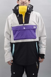 Veste ski / snowboard homme Colourwear-Anorak-FW16/17