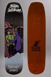 Plateau de skateboard Cruzade-Iron Lady-INTP