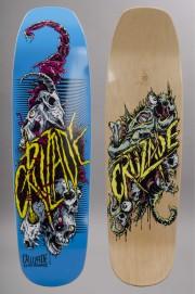 Plateau de skateboard Cruzade-Necro-2017