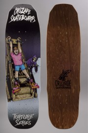 Plateau de skateboard Cruzade-Pony Torture-INTP