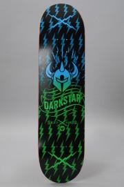 Plateau de skateboard Darkstar-Axis Rhm Green Fade-2017