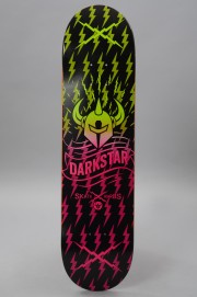 Plateau de skateboard Darkstar-Axis Rhm Pink Fade-2017