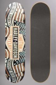Plateau de skateboard Darkstar-Harley Davidson  Freedom 7.875-INTP