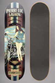 Plateau de skateboard Darkstar-Harley Davidson Pro Pierre Luc Gagnon 8.25-INTP