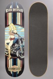 Plateau de skateboard Darkstar-Harley Davidson Pro Ryan Decenzo 8.0-INTP