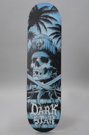 Plateau de skateboard Darkstar-Helm Blue-2017