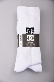 Dc shoes-Crew Socks 3pk-SPRING18