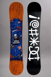 Planche de snowboard homme Dc shoes-Pbj-FW15/16