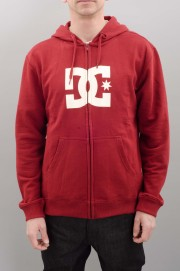 Sweat-shirt zip capuche homme Dc shoes-Star Zh-SPRING16