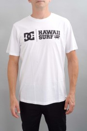 Tee-shirt manches courtes homme Dc shoes-X Hawaiisurf 40th-FW16/17