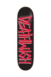 Plateau de skateboard Deathwish-Deathspray Red 8.0-2018