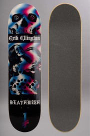 Plateau de skateboard Deathwish-Ellington Colors Of Death-2016
