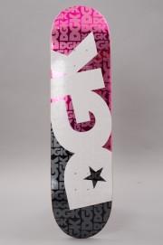 Plateau de skateboard Dgk-Deck Contrast Pink-2017