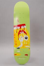 Plateau de skateboard Dgk-Deck Melted Quise-2017