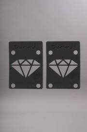 Diamond-Riser Pads Black-INTP