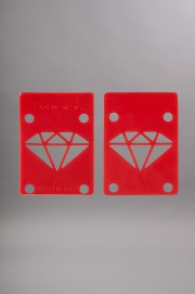 Diamond-Riser Pads Red-INTP