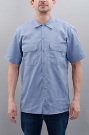Chemise manches courtes homme Dickies-Short Sleeve Work Shir-SPRING17