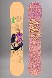 Planche de snowboard homme Dinosaurs will die-Genovese-FW15/16