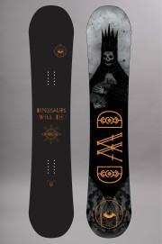 Planche de snowboard homme Dinosaurs will die-Kwon-FW15/16