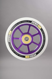 Eagle wheels-Eagle Roue Spoked Purple/white Vendue Avec Roulements-INTP