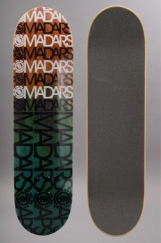 Plateau de skateboard Element-Madras Name Brand-INTP